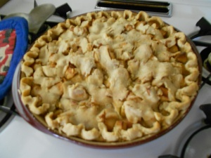 Home Made Pie!