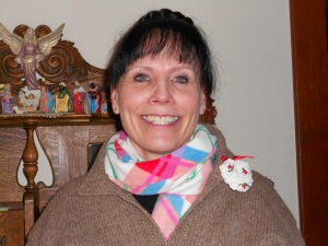 Author, personal trainer & holistic weight loss counselor Janet Schreiner