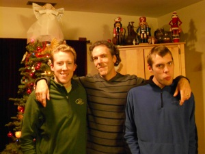 Lee, Scott, & Caleb