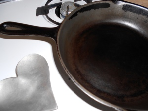 My favorite cast iron skillet