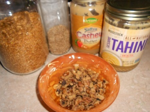 Nuts & Seeds- I'm not including peanuts here. If you do eat peanuts, avoid GM by using organic.