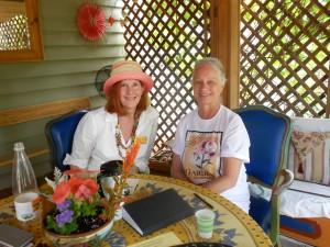 Lynn K & Fran Judd